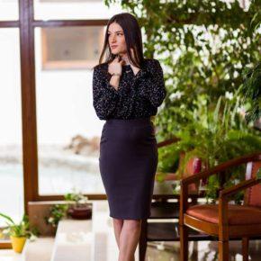 Ioana Lupean - Coordonator Departament Proiecte OST