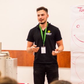 Andrei Isip - Coordonator Departament Marketing